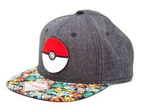 Pokemon: Snapback Pokeball Cap