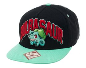 Pokemon: Snapback Bulbizar Cap