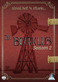 Die Boekklub Seisoen 2 (DVD)