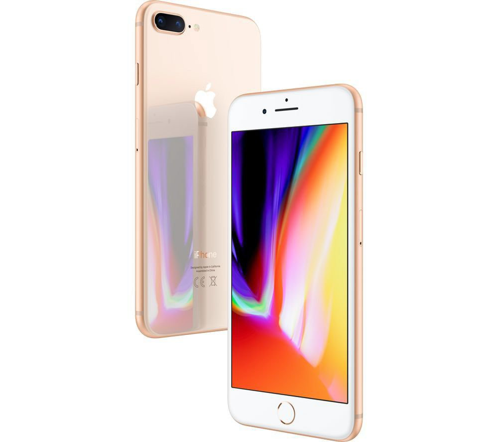 Apple iPhone 8 Plus 64GB - Gold. Loading zoom