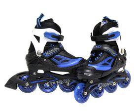 Pro Stars Inline Skates - Blue (Size: 10-1)