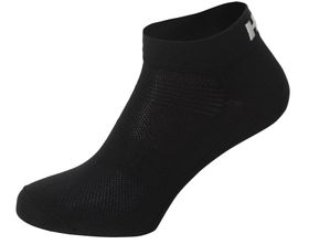Helly Hansen Dry No Show Technical Socks in Black - 2 Pack (Size: 6.5-9)