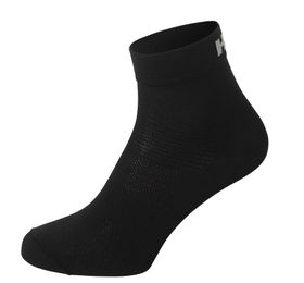 Helly Hansen Dry Mid Cut Techical Socks in Black - 2 Pack (Size: 3.5-6)