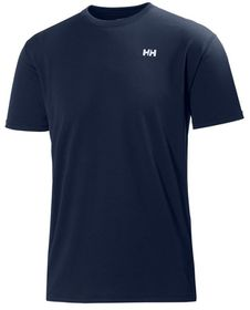 Helly Hansen Quick Dry X Cool Training T-Shirt - Evening Blue