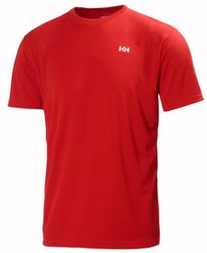 Helly Hansen Quick Dry X Cool Training T-Shirt - Alert Red