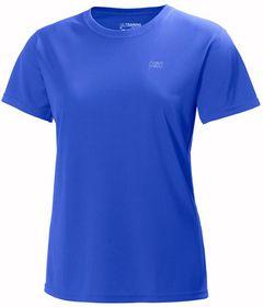 Helly Hansen Womens Quick Dry X Cool Training T-Shirt - Princess Purple