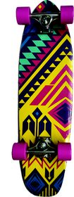 Surge Cruze Skateboard - Tribal