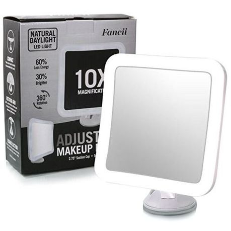 low priced 0c331 3ea3d Fancii Magnifying Lighted Makeup Mirror | Buy Online in ...