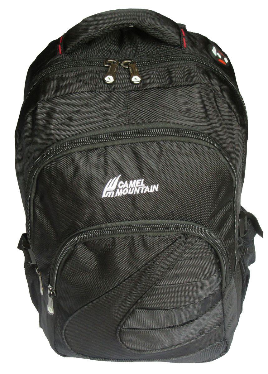 Camel Mountain Laptop Backpack Black Buy Online In