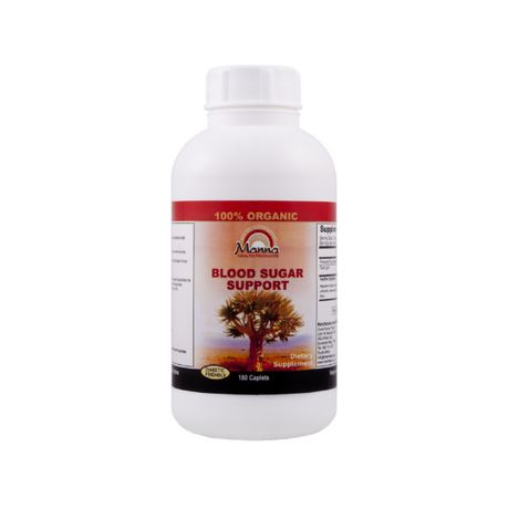 Manna Health Blood Sugar Supplement for Diabetes (180)   Buy Online in  South Africa   takealot.com