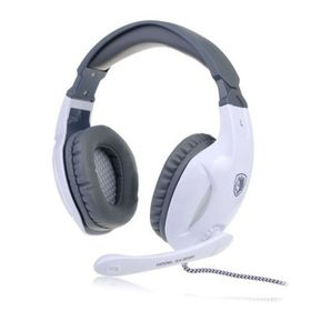 Sades 902c Gaming Over Ear Headphones with Mic