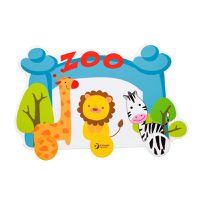 Classic World Zoo Coat-Rack