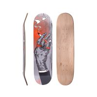 Peg Skateboard Deck - Al Capo (8.25')