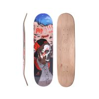 Peg Skateboard Deck - Soldier (8.25')
