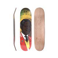 Peg Skateboard Deck - Icon (8.5')