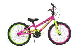 Girls Diamond Back 20-Inch Della BMX Bike - Pink/Green