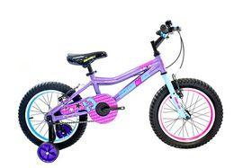 Girls Diamond Back 16-Inch Impression Mountain Bike - Purple