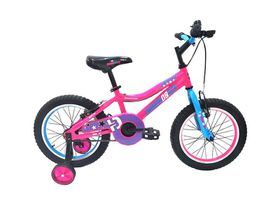 Girls Diamond Back 16-Inch Impression Mountain Bike - Pink