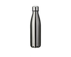 Fervour 1L Sports Water Bottle - Silver
