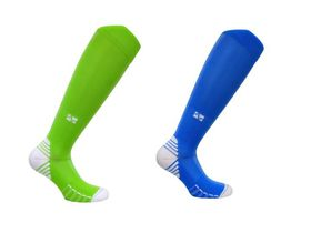 Vitalsox Patented Performance Graduated Compression Socks 2 Pack - Lime & Turquoise (Size: M)