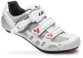 Louis Garneau Unisex Revo XR3 Road Shoes - White
