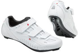 Louis Garneau Unisex Chrome Road Shoes - White