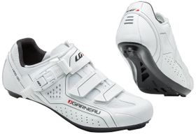 Louis Garneau Unisex Copal Road Shoes - White