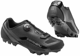Louis Garneau Unisex Granite MTB Shoes - Black