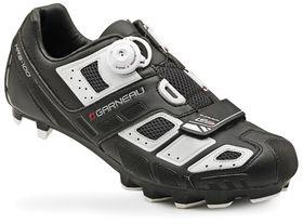 Louis Garneau Unisex T-Flex MTB Shoes - Black & White