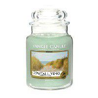 Yankee Candle Classic Coastal Living Scented Large Candle Jar