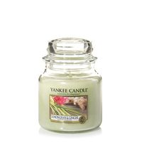 Yankee Candle Classic Lemongrass & Ginger Scented Medium Candle Jar