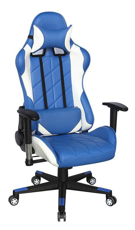 Linx Boost Gaming Amp Office Chair Blue Amp White Buy