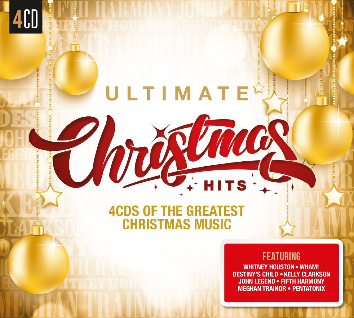 Various Artists - Ultimate Christmas Hits (CD) | Buy Online in South ...