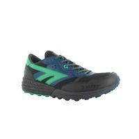 Hi-Tec Men's Badwater Trail Running Shoes - Black, Corsair & Blarney