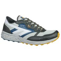 Hi-Tec Men's Badwater Trail Running Shoes - Grey, Charcoal & Corsair