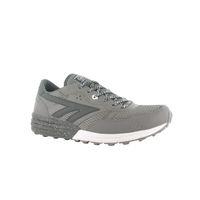 Hi-Tec Men's Badwater Trail Running Shoes - Mushroom, Black & Off White