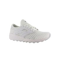 Hi-Tec Women's Badwater Trail Running Shoes - Triple White