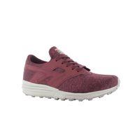 Hi-Tec Women's Badwater Trail Running Shoes - Amaranth