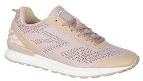 Hi-Tec Women's Castello Trainer Athleisure Running Shoes - Taupe