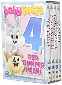 Looney Tunes - Baby Face Quad Bumper Pack (DVD)