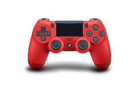PS4 Dualshock 4 Controller - Magma Red V2 (PS4)