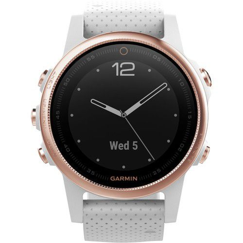 silver titanium garmin fenix watch sapphire watches waterproof sport zoom gps