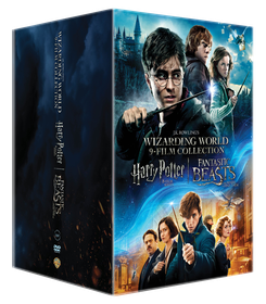 Wizarding World: 9 Film Collection (DVD)