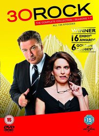30 Rock Complete Series 1 - 7 (Parallel Import - DVD)