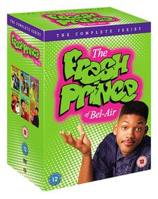 The Fresh Prince of Bel-Air: The Complete Series (Parallel Import - DVD)
