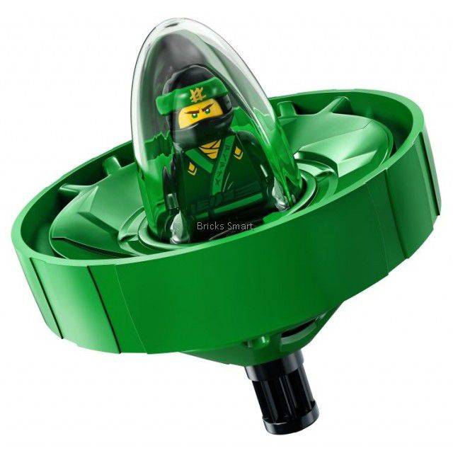 Lego Ninjago Lloyd - Spinjitzu Master - 70628 | Buy Online in South ...