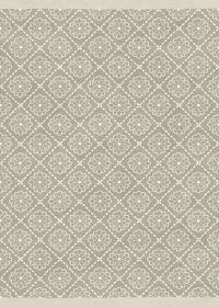 Rugs Original Flower Shape Opus - Taupe