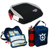 BubbleBum Family Car Safety Combo