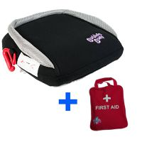 BubbleBum Travel Safety Booster Seat Combo