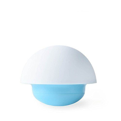 Smugg LED Silicone Mushroom Tumbler Night Light   Blue